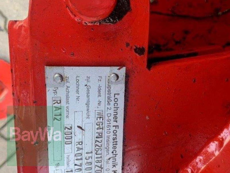 Rückewagen & Rückeanhänger des Typs Lochner RA 12 Kombi, Gebrauchtmaschine in Fürth (Bild 5)