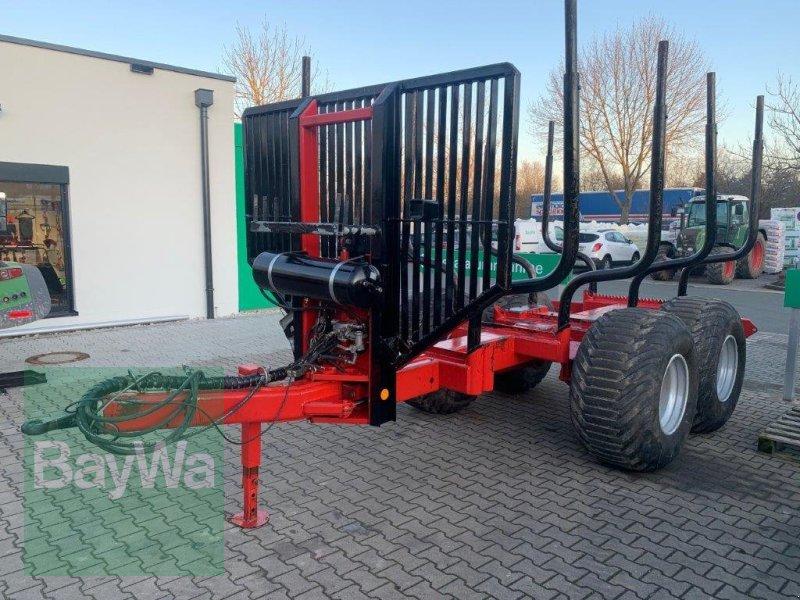 Rückewagen & Rückeanhänger des Typs Lochner RA 12 Kombi, Gebrauchtmaschine in Fürth (Bild 2)