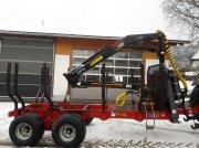 Rückewagen & Rückeanhänger des Typs Maskiner 10t, Gebrauchtmaschine in Grünenbach