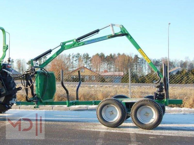 Rückewagen & Rückeanhänger des Typs MD Landmaschinen KELLFRI Rückeanhänger 3,6 M, Neumaschine in Zeven (Bild 1)