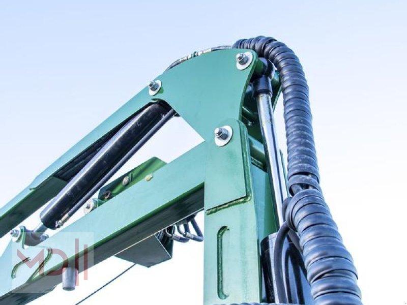 Rückewagen & Rückeanhänger des Typs MD Landmaschinen Kellfri Rückeanhänger 8T GLP57 Gerader Arm, Neumaschine in Zeven (Bild 11)