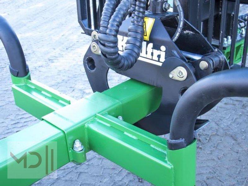 Rückewagen & Rückeanhänger des Typs MD Landmaschinen Kellfri Rückeanhänger 8T GLP57 Gerader Arm, Neumaschine in Zeven (Bild 14)