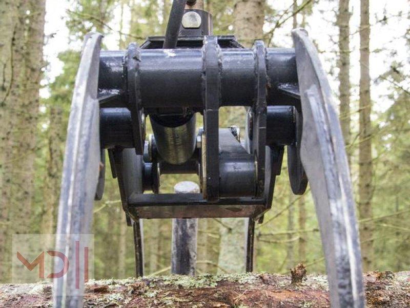 Rückewagen & Rückeanhänger des Typs MD Landmaschinen Kellfri Rückeanhänger 8T GLP57 Gerader Arm, Neumaschine in Zeven (Bild 9)