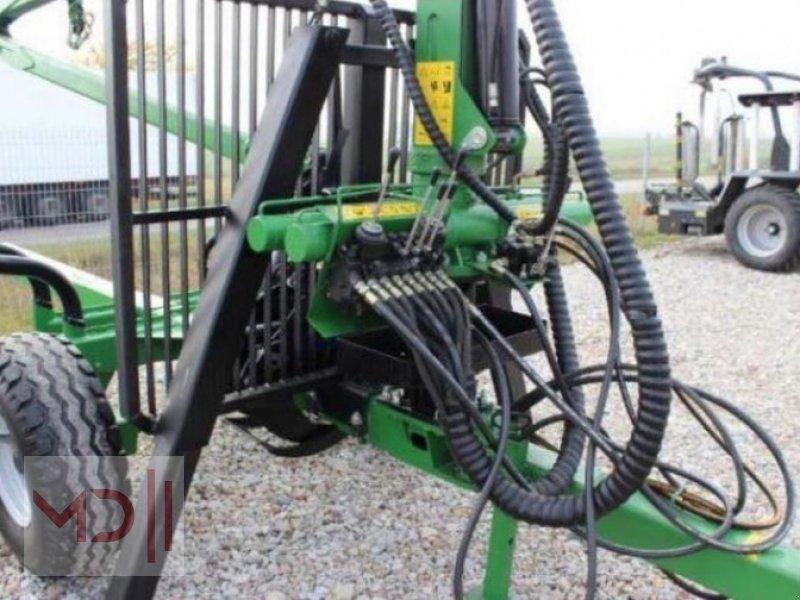 Rückewagen & Rückeanhänger des Typs MD Landmaschinen Kellfri Rückeanhänger 8T GLP57 Gerader Arm, Neumaschine in Zeven (Bild 7)