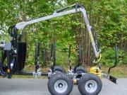 Multiforest 650 New Edition mit Trejon Kran 4800 Przyczepy kłonicowe