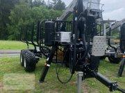 Rückewagen & Rückeanhänger des Typs Multiforest MF1050BS Boogiesteuerung, Neumaschine in Rain