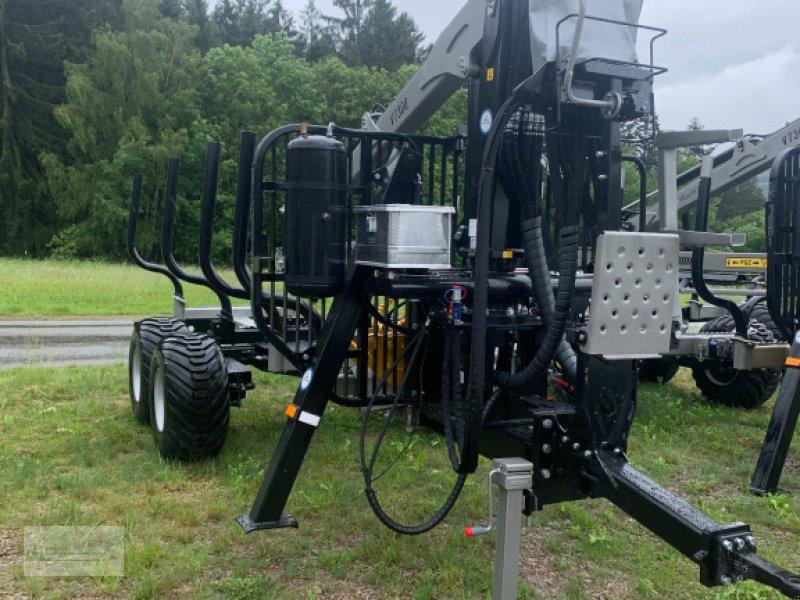 Rückewagen & Rückeanhänger des Typs Multiforest MF1050BS Boogiesteuerung, Neumaschine in Rain (Bild 1)