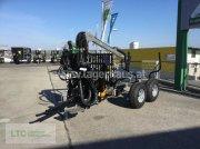 Rückewagen & Rückeanhänger des Typs Multiforest MF650/V4800, Gebrauchtmaschine in Zwettl