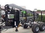 Rückewagen & Rückeanhänger des Typs Multiforest MF950 (9,5t) Kran V6500 (6,5m) Druckluftbremse in Rain