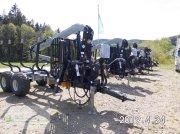 """Rückewagen & Rückeanhänger des Typs Multiforest MF950 (9,5t) """"NEW EDITION"""" Kran V6500 (6,5m), Druckluftbremse, Neumaschine in Haibach"""