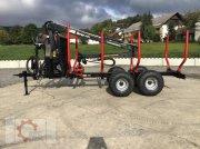 Rückewagen & Rückeanhänger tip Nokka 751 Kran 3161 Druckluft gebraucht, Gebrauchtmaschine in Tiefenbach