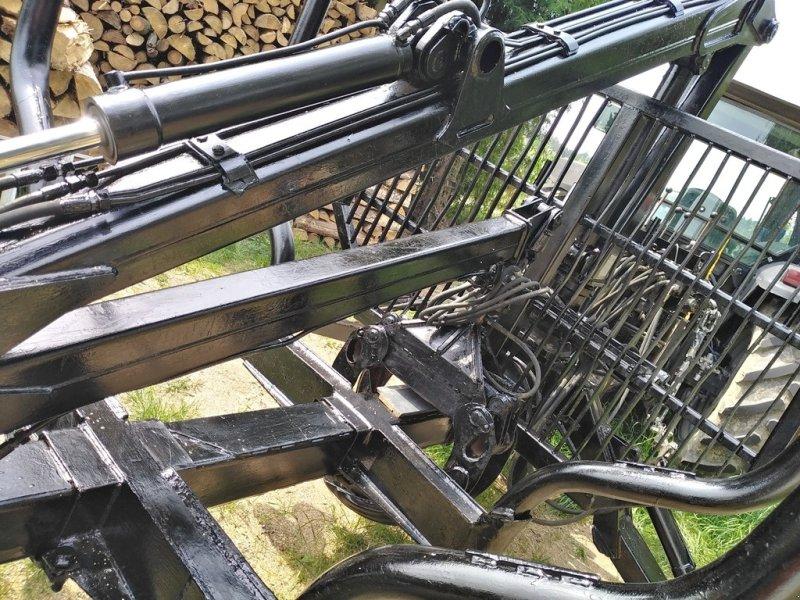 Rückewagen & Rückeanhänger des Typs normet normet, Gebrauchtmaschine in Gastern (Bild 1)
