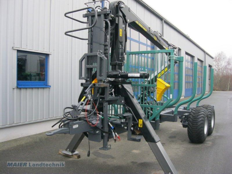 Rückewagen & Rückeanhänger des Typs Oehler THK 90 P, Neumaschine in Dieterskirchen (Bild 1)