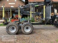 Palms 14 t mit Radantrieb Rückewagen & Rückeanhänger