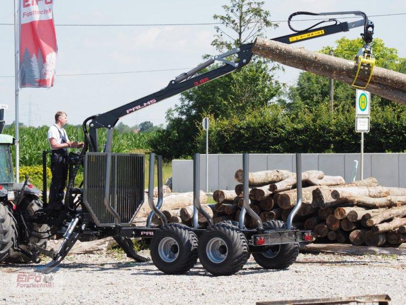 Rückewagen & Rückeanhänger des Typs Palms 3.64/10,20, Neumaschine in Bad Grönenbach (Bild 1)