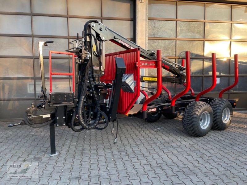Rückewagen & Rückeanhänger des Typs Palms 3.65/10,20, Neumaschine in Hersbruck (Bild 1)