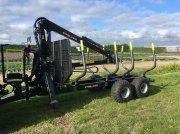 Rückewagen & Rückeanhänger des Typs Palms 4.70/10D, Gebrauchtmaschine in Dalmose