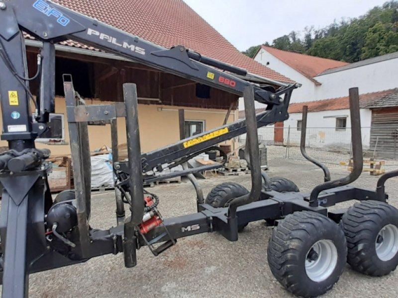 Rückewagen & Rückeanhänger des Typs Palms 6,80FKD, Gebrauchtmaschine in Inching (Bild 1)