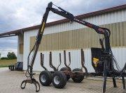 Rückewagen & Rückeanhänger des Typs Palms 620, Gebrauchtmaschine in Wachenzell