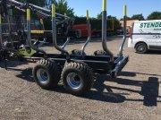 Rückewagen & Rückeanhänger des Typs Palms 7.72/10D, Gebrauchtmaschine in Dalmose