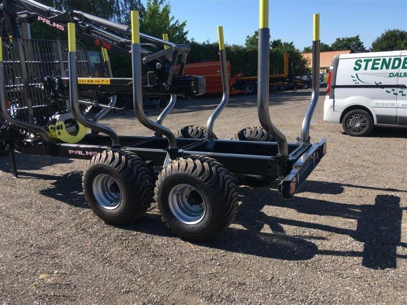 Rückewagen & Rückeanhänger типа Palms 7.72/10D, Gebrauchtmaschine в Dalmose (Фотография 1)