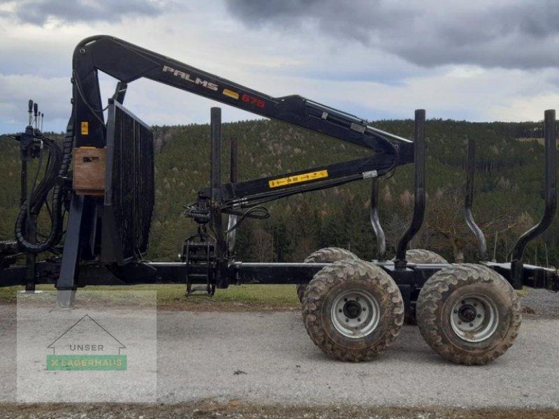 Rückewagen & Rückeanhänger des Typs Palms Forstkrananhänger 10 to, Gebrauchtmaschine in Hartberg (Bild 1)