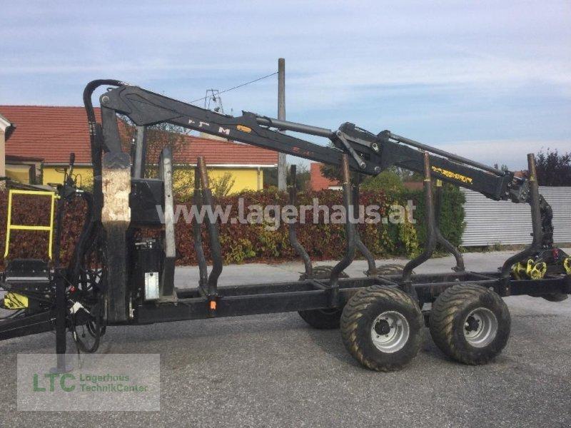Rückewagen & Rückeanhänger des Typs Palms H10D K5.85, Gebrauchtmaschine in Großpetersdorf (Bild 1)