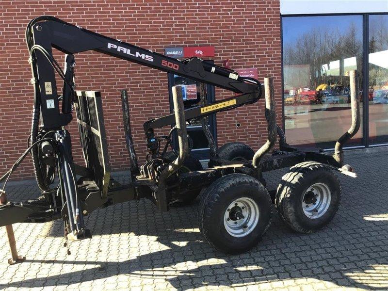 Rückewagen & Rückeanhänger типа Palms P500/7, Gebrauchtmaschine в Bredsten (Фотография 1)