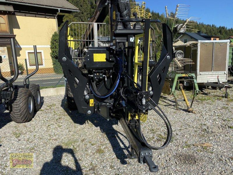 Rückewagen & Rückeanhänger des Typs Palms Palms H10D mit Forstkran K5.85, Neumaschine in Kötschach (Bild 1)