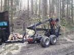Rückewagen & Rückeanhänger des Typs Palms PALMS H8+620 in Grafenstein