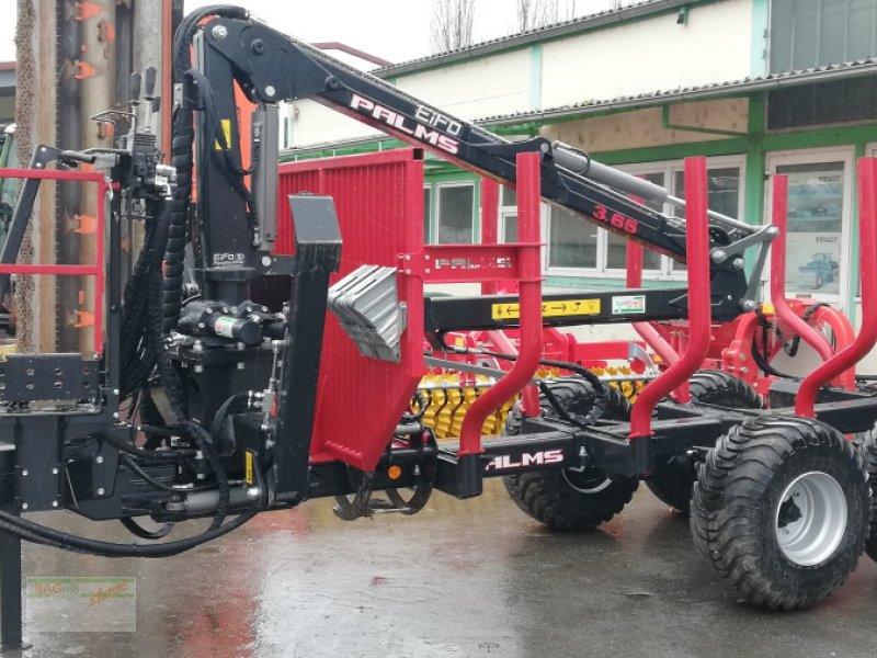 Rückewagen & Rückeanhänger des Typs Palms Vermietung, Neumaschine in Bad Mergentheim (Bild 1)