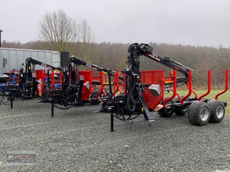 Rückewagen & Rückeanhänger des Typs Palms Verschiedene Rückewägen am Lager, Neumaschine in Lichtenfels (Bild 3)