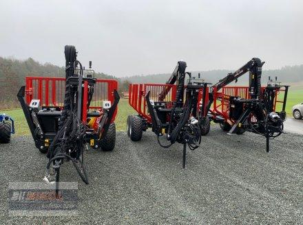 Rückewagen & Rückeanhänger des Typs Palms Verschiedene Rückewägen am Lager, Neumaschine in Lichtenfels (Bild 4)