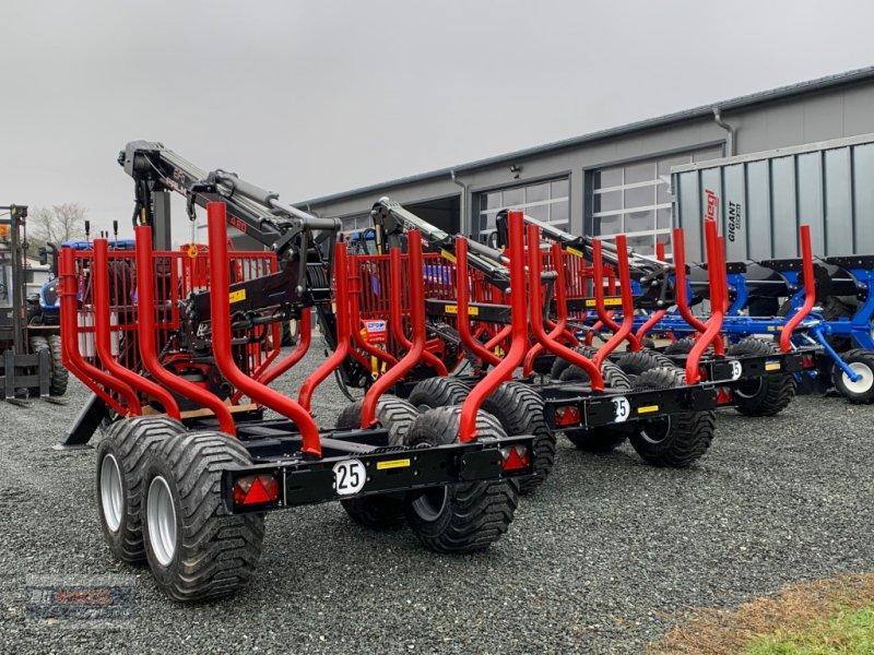 Rückewagen & Rückeanhänger des Typs Palms Verschiedene Rückewägen am Lager, Neumaschine in Lichtenfels (Bild 5)