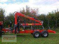 Perzl PRW 10-4 Rückewagen & Rückeanhänger