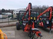 Rückewagen & Rückeanhänger des Typs Perzl PRW 10-4, Neumaschine in Pfreimd