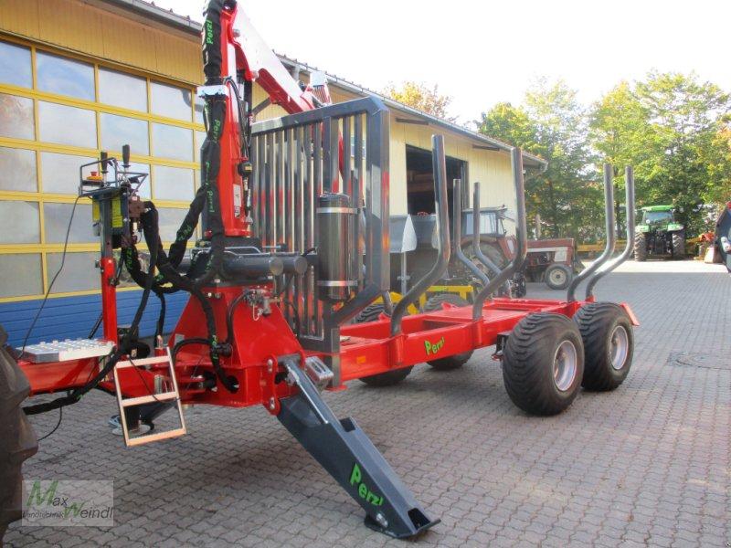 Rückewagen & Rückeanhänger типа Perzl PRW 12-4, Neumaschine в Markt Schwaben (Фотография 1)