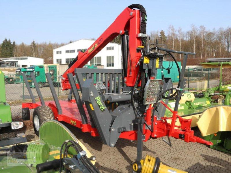 Rückewagen & Rückeanhänger des Typs Perzl PRW 6-2, Neumaschine in Pfreimd (Bild 1)