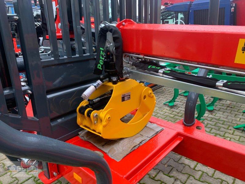 Rückewagen & Rückeanhänger des Typs Perzl Rückewagen PRW 12-4, Neumaschine in Massing (Bild 5)