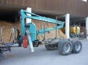 Pfanzelt 1060 4WD hátsó függesztékek/hátsó kocsik