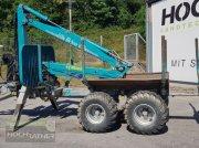 Pfanzelt 1060 mit Kran 5171 hátsó függesztékek/hátsó kocsik