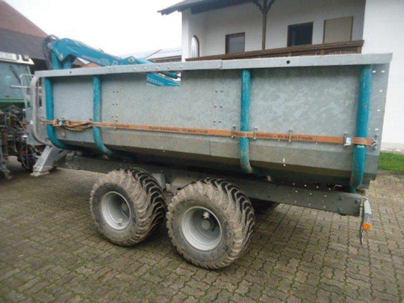 Rückewagen & Rückeanhänger des Typs Pfanzelt 1172 S-Line, Gebrauchtmaschine in Dietfurt (Bild 1)