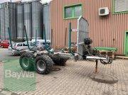 Pfanzelt 1266 Profi Rückewagen mit Radantrieb hátsó függesztékek/hátsó kocsik