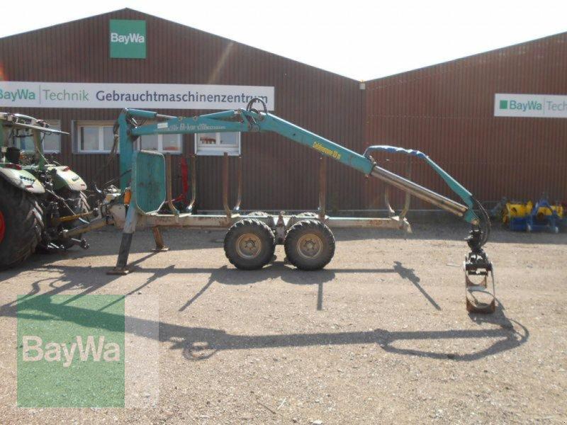 Rückewagen & Rückeanhänger του τύπου Pfanzelt ECO 1060, Gebrauchtmaschine σε Mindelheim (Φωτογραφία 1)