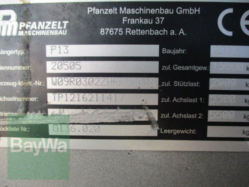 Rückewagen & Rückeanhänger des Typs Pfanzelt P 13, Gebrauchtmaschine in Schönau b.Tuntenhausen (Bild 21)