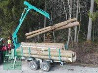 Pfanzelt P11 PFANZELT AKTION PROFI RÜCK Rückewagen & Rückeanhänger