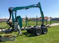 Pfanzelt P13 LK 5280 Rückewagen & Rückeanhänger
