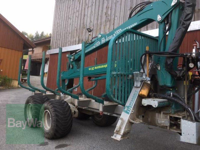 Rückewagen & Rückeanhänger des Typs Pfanzelt P13, Gebrauchtmaschine in Waldkirchen (Bild 1)