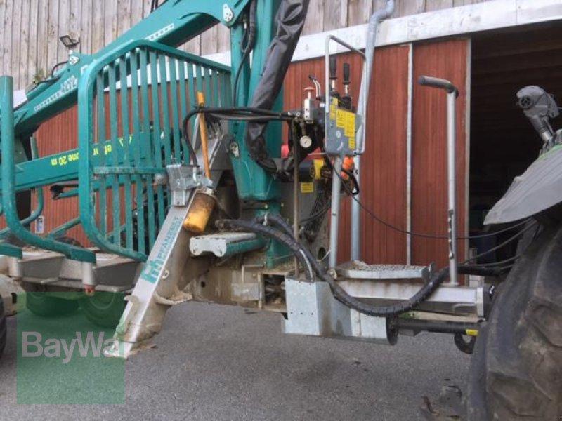 Rückewagen & Rückeanhänger des Typs Pfanzelt P13, Gebrauchtmaschine in Waldkirchen (Bild 2)