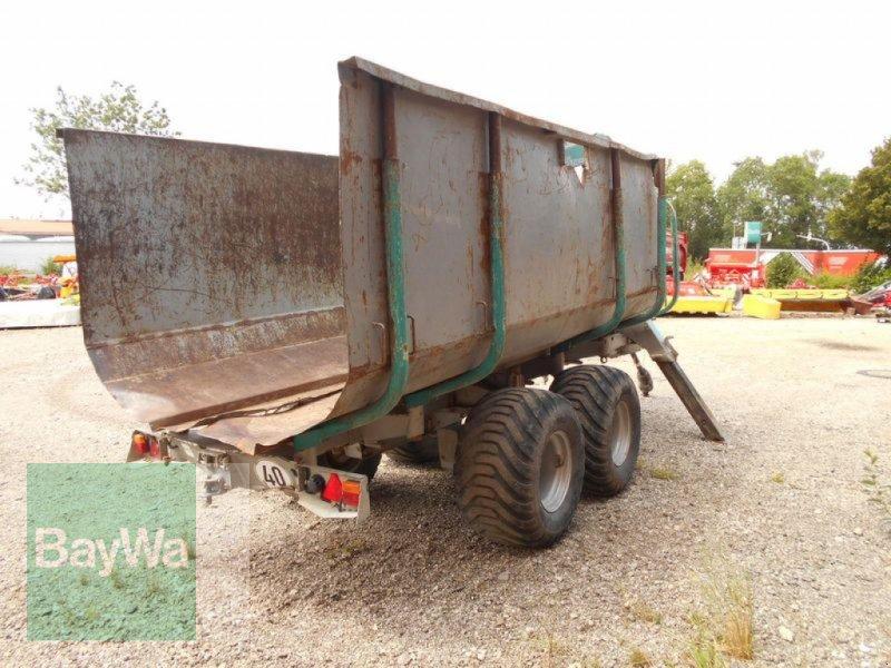 Rückewagen & Rückeanhänger des Typs Pfanzelt PROFI 1272 ECO, Gebrauchtmaschine in Mindelheim (Bild 6)